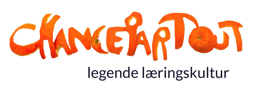 Chancepartout - legende læringskultur logo